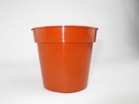 Desch Plantpak Pot Injection Moulded 13.5cm - Terracotta