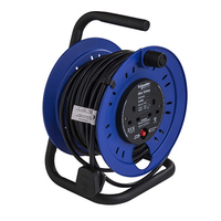50mtr 3X1.5 13A 220V Cable Extension Reel