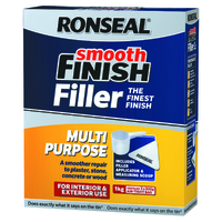 Ronseal Multi Purpose Wall Filler 1kg