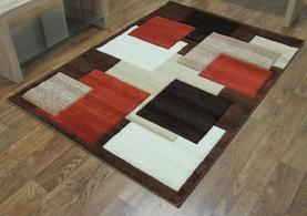 Squares Brown/Terra