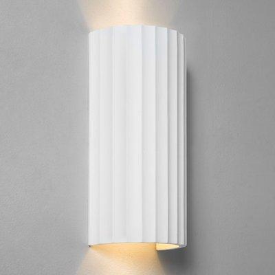 ASTRO KYMI 300 PLASTER FINISH WALL LIGHT