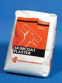 Gyproc Skimcoat 25kg