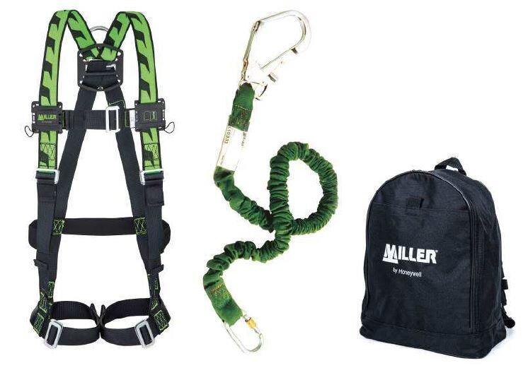 Miller H-Design Duraflex 1 Point Backpack Kit