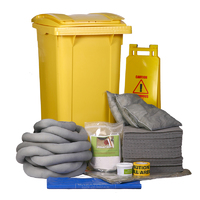 Maintenance - Containment & Absorption Kit, Wheeled, 250ltrs