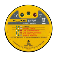 Fluke SM100, Socket Master Tester