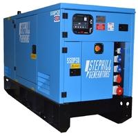 STEPHILL SSDP50 Diesel Generator