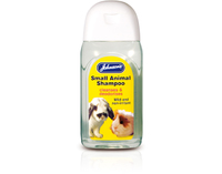 Johnson's Small Animal Cleansing Shampoo 125ml x 6