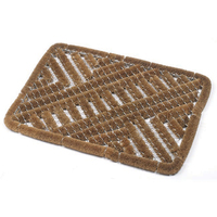 Boston Twisted Wire Door/Scrape Mat 45x75cm