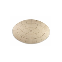 Baroque Oval Patio Pac