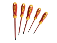 FAITHFULL SOFT GRIP VDE S/DRIVER SET 5PC