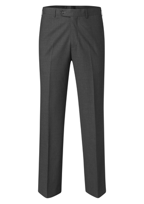 Charcoal Darwin Gents Classic Fit Trouser
