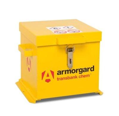 Armorgard Transbank Chem Box TRB1C 15lt
