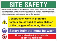 Construction Sign CONS0015-0129