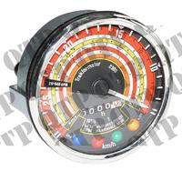 Horloge de compte-tours