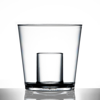 Polycarbonate Bomber Shot Glass 25ml. Case of 24. €13.85