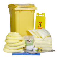 Chemical - Containment & Absorption Kit, Wheeled, 250ltrs
