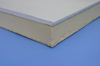 Insulated Plasterboard 73mm (8x4 ft)