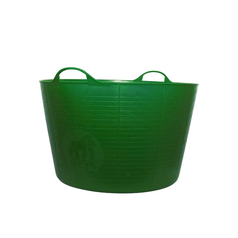 Red Gorilla Tub Green Extra Large 75L