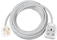 1166563015 EXTENSION CABLE 3MT WHITE 05VV-F3G1,25