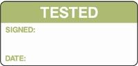 Quality Control Sign QUAL0010-1245