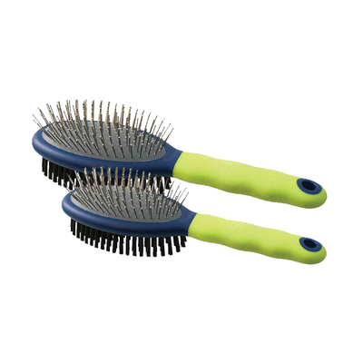 Purfect Brush Double Sided Plastic Handle