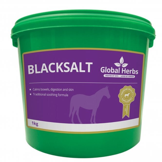 Global Herbs Black Salt 2kg