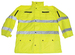Hi-Visibility 3 in 1 Breathable Anorak (with zip out Fleece Jacket)