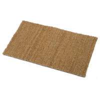 Sentry Rubber Back 17mm Deep Coir Mat No 1 35x60cm
