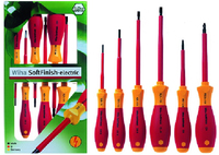 1000 Volt Insulated VDE Screwdriver Set