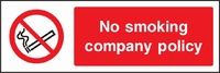 Prohibition and Smoking Sign PROH0009-1055