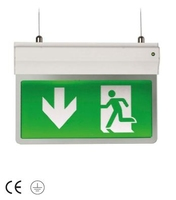 ANSELL EAGLE 3-IN-1 LED EXIT SIGN 2.5W