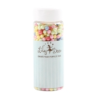 98668- SOFT PEARLS,  VARIOUS COLOURS  80G