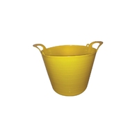 Flexi Tub 26L Medium Yellow