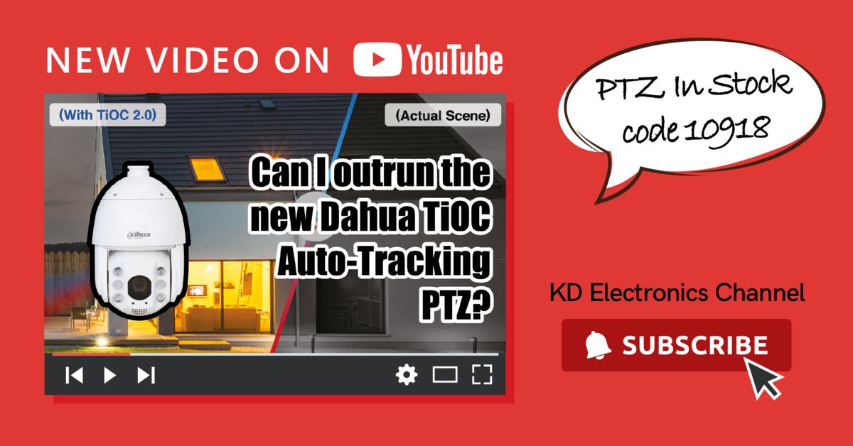 TiOC PTZ - Video