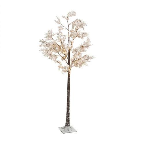 Micro LED White Blossom Tree - 6ft