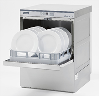 Amika AM 55 XL WSD Undercounter Glasswasher 500mm Basket with Internal Water Softener