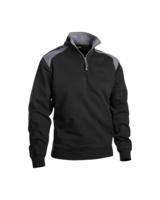 Blaklader 3353-1158 1/2 Zip Two Tone Fleece Top