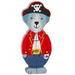 pirate dog puzzle