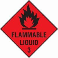 Dangerous Substances Sign DANG0001-0286