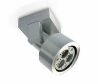 ONE Light Aluminium Adjustable arm Round Surface Spot