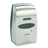 Kleenex Chrome Touch Free Dispenser