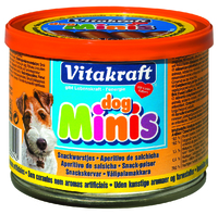 Vitakraft Dog Minis 120g x 24