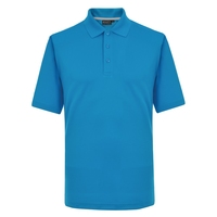 Papini Climate Performance Cyan Polo
