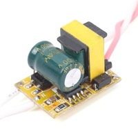 LED Driver 1x3W without cap 600MA