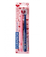 CURAPROX - ULTRASOFT TOOTHBRUSH LOVE EDITION