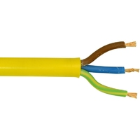 3x2.5 Artic Cable Yellow