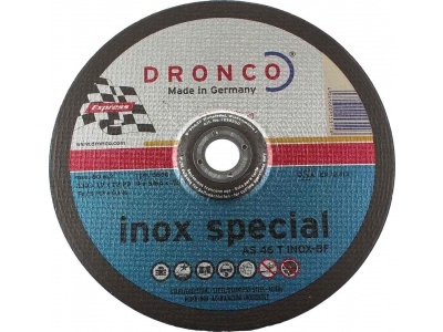 METAL CUTTING DISC THIN 115MM X 1.0 X 22 INOX 41/2X1/25 CDMT4.5 DRA004 A60 RASTA