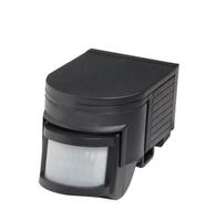 Motion Detector 180 Degree PIR Black