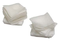 "PERFECTION NAPKINS GAUZE SQUARES 6"" X 6"""