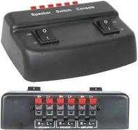 2 Way Speaker Selector